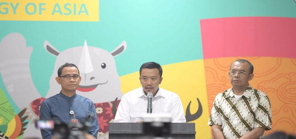 Bonus Peraih Emas Asian Games Rp1,4 Miliar
