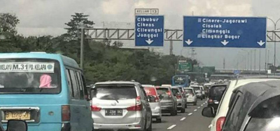 Siap-Siap  Akan Ada Aturan Baru Melintasi Ruas di Tol Jagorawi dan Jakarta-Tangerang