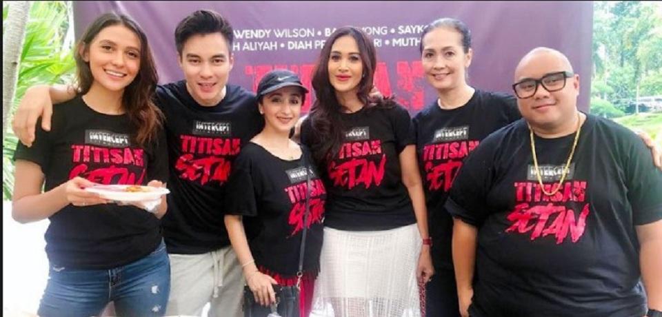 Baim Wong Mengaku Kesulitan Bintangi Film Horor