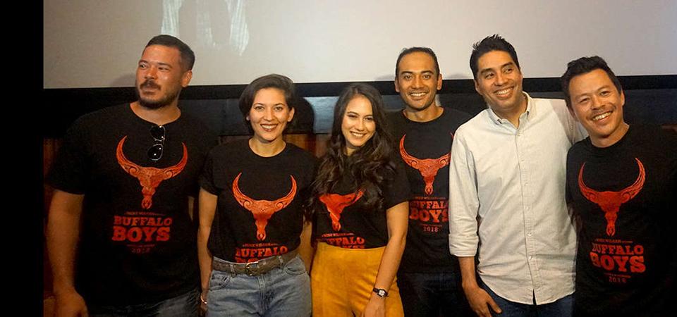 Film 'Buffalo Boys' – Film Indonesia Rasa Cowboy