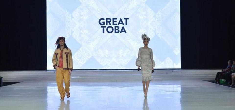 The  Great Toba Dalam Balutan Budaya