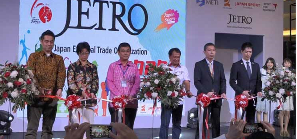 Japan Healthy Lifestyle Exhibition di Jakarta