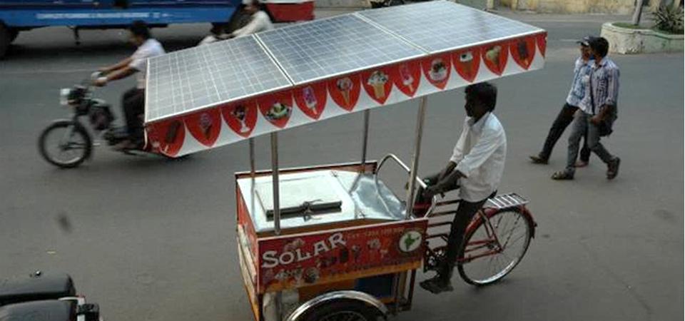 Kreativitas Memanfaatkan Solar Panel (1)