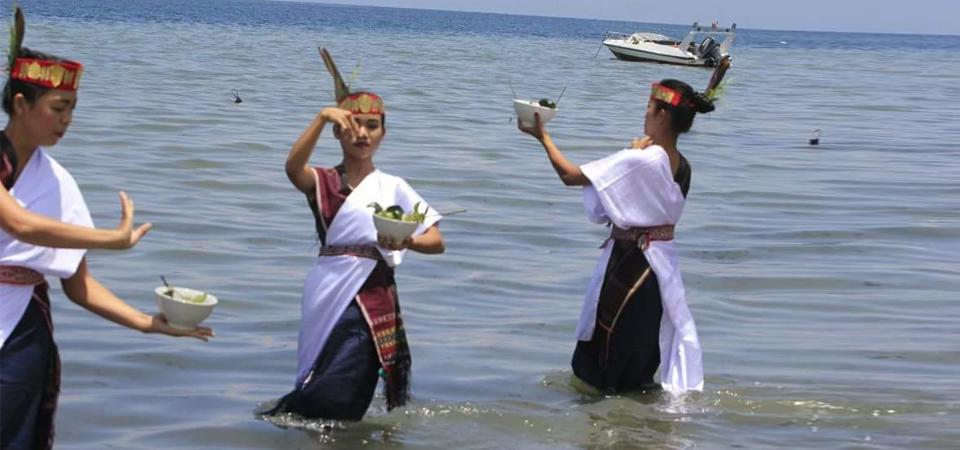 Mangguras Tao akan Digelar di Festival Pasir Putih