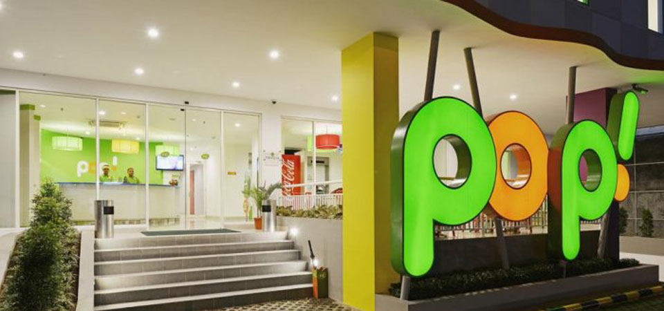 POP! Hotel Pemuda Semarang Berkonsep Friendly