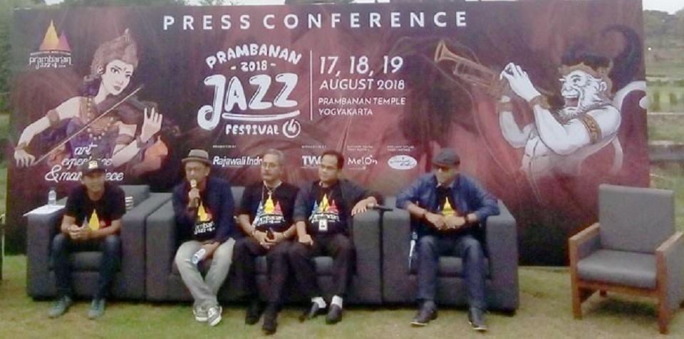 Prambanan Jazz Festival 2018 akan Hadirkan Boyzone Reunion dan Diana Krall