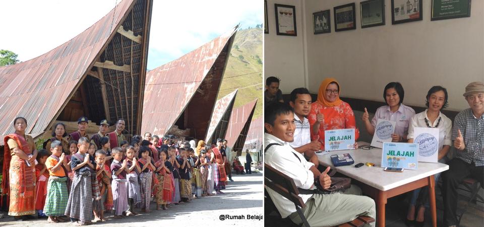 Jelajah Wisata Budaya di Sianjur Mula-mula