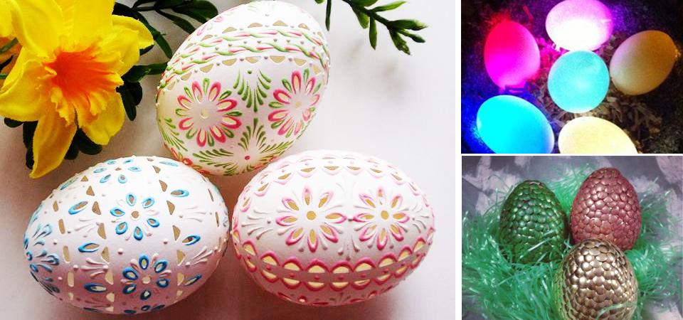 Inilah Telur-telur Paskah Paling Wah