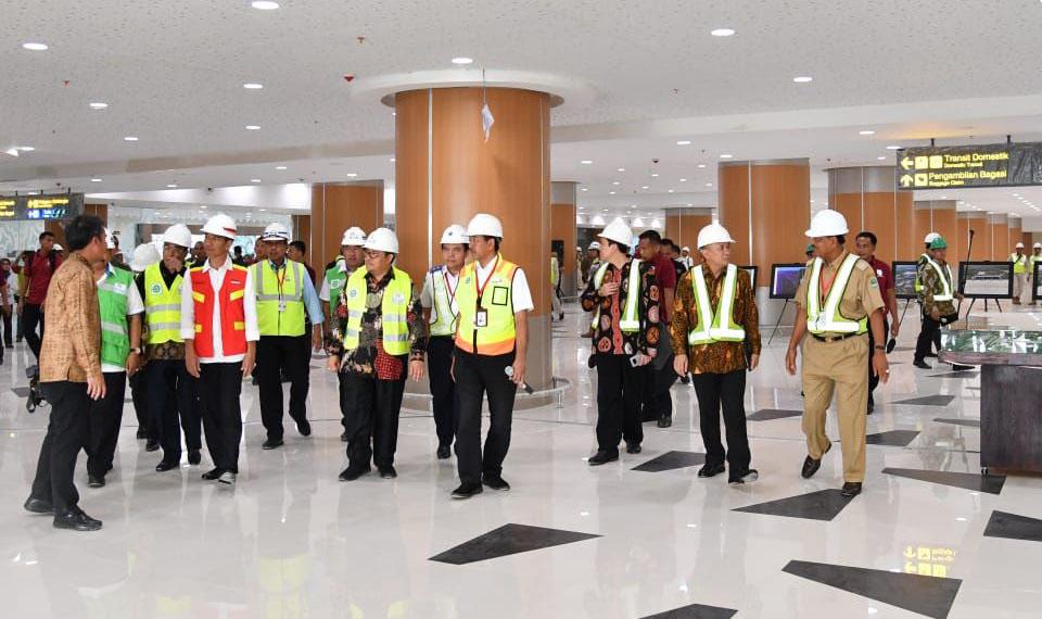 Bandara Internasional Jawa Barat  Uji Coba 24 Mei 2018