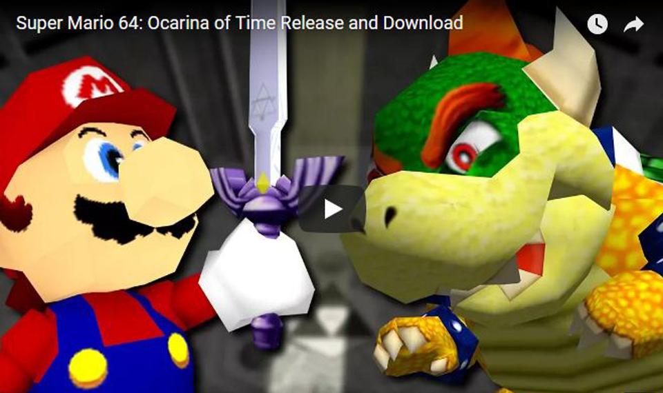 Super Mario 64: Memoles Dua nan Klasik dari Nintendo ke Dalam Satu Kombinasi Liar