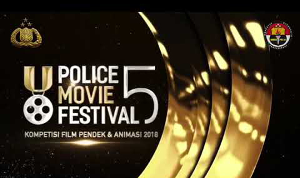 Police Movie Festival 2018 Resmi Digelar