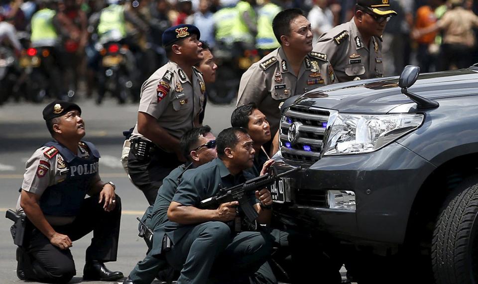 Polri Minta Maaf Syuting Film Bom Thamrin Bikin Macet