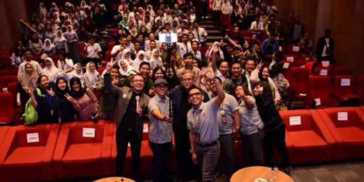 Badan Pemeriksa Keuangan Kembali Gelar Festival Film