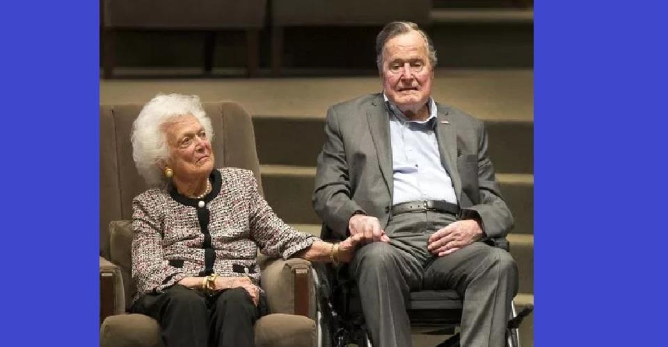 'Patah Hati' Bikin Bush Harus ke Rumah Sakit?