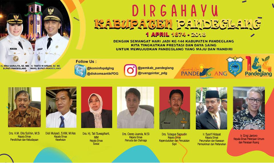 Dirgahayu Kabupaten Pandeglang ke-144 (3)