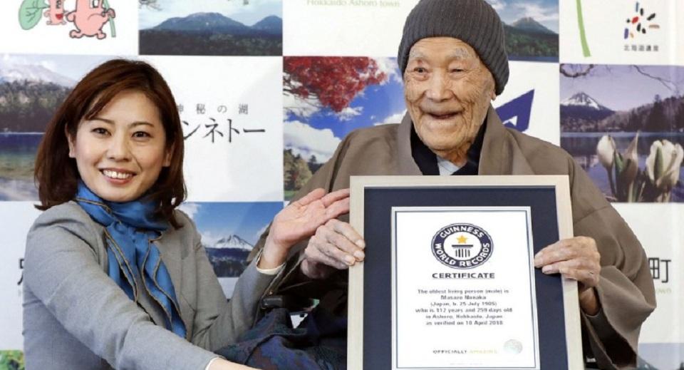 Rahasia Panjang Umur Manusia Tertua di Dunia