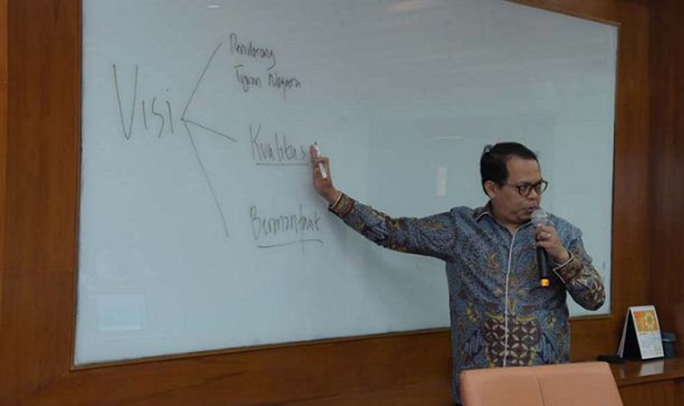 Agus Joko Pramono Terpilih Lagi Jadi Anggota BPK