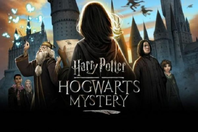 "Saatnya Mainkan  Game ""Harry Potter: Hogwarts Mystery"""