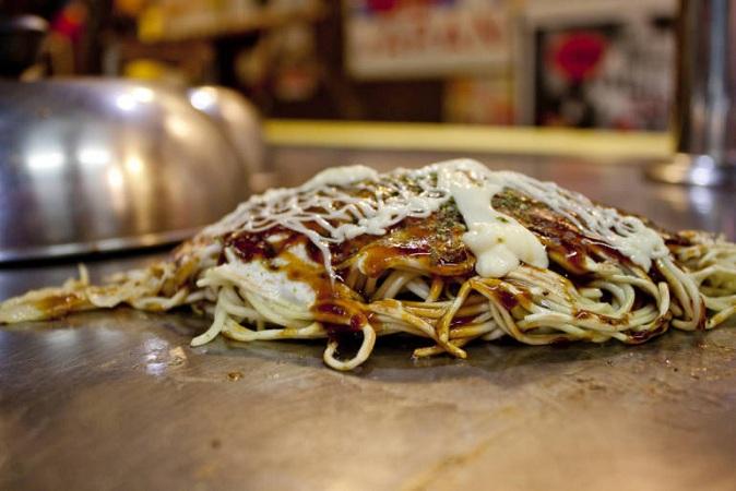 """Okonomiyaki, Histori """"Soul Food""""-nya  Kota Hiroshima"""