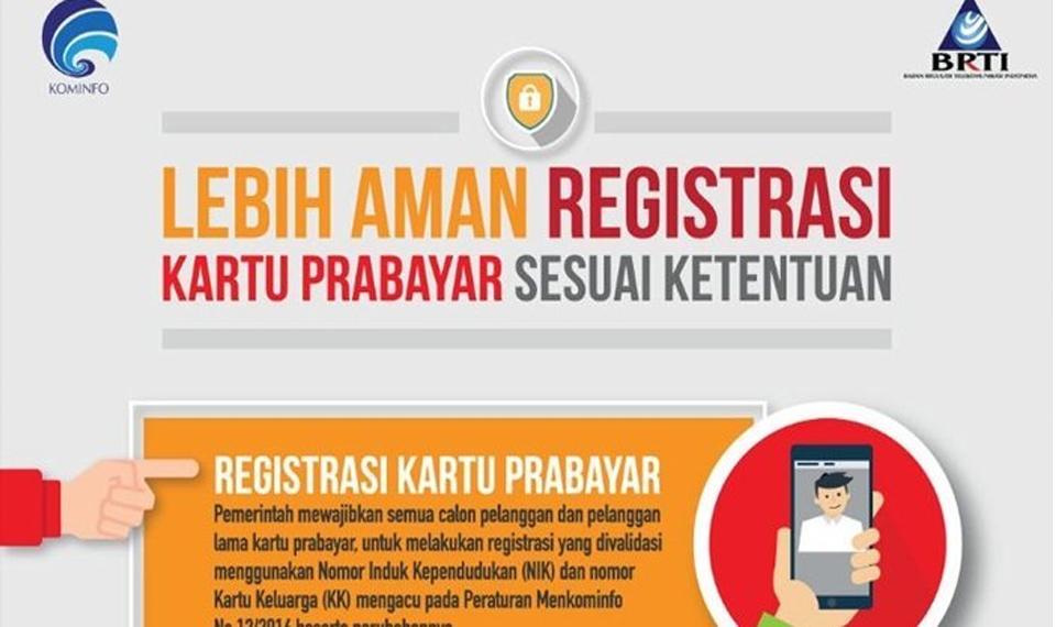 Catat, Mulai 1 Mei Pemblokiran Nomor yang Belum Registrasi