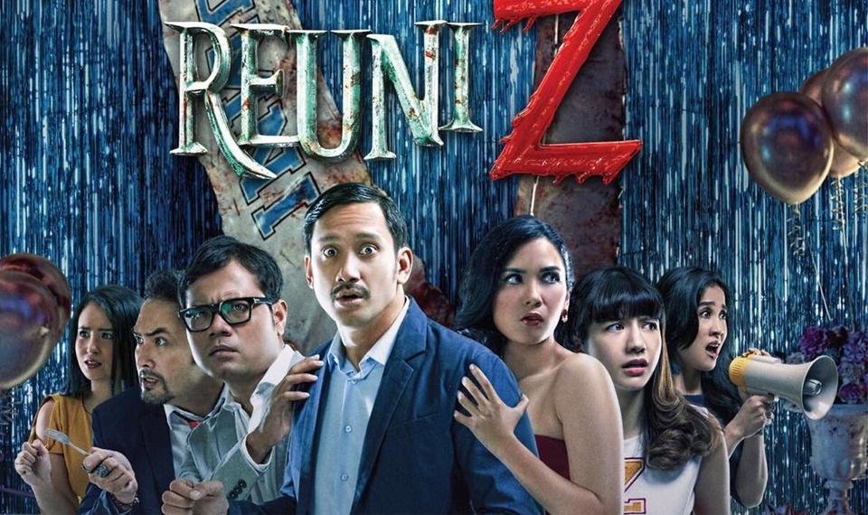 Reuni SMA Zenith Berubah Menjadi 'Reuni Zombie'