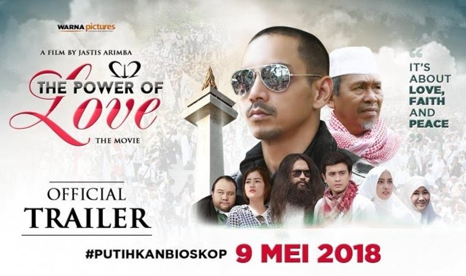 Film 212-The Power of Love Tentang Cinta, Keimanan dan Ketakwaan