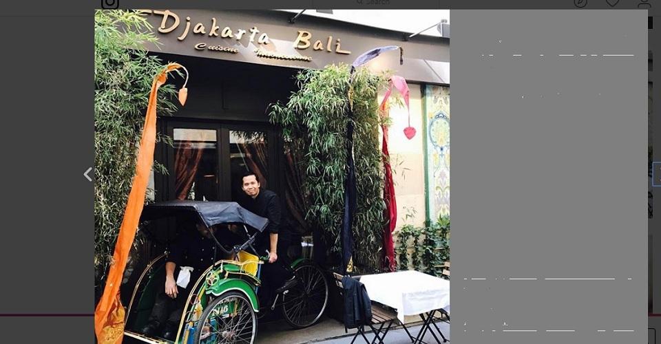 Jejak Kelam Soeharto di Resto Djakarta Bali