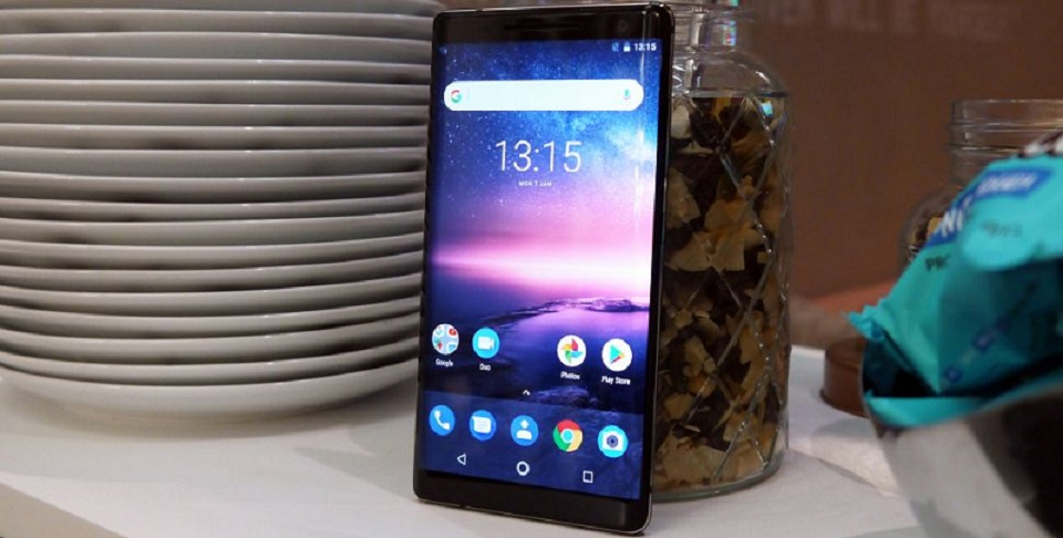 Review Nokia 8 Sirocco