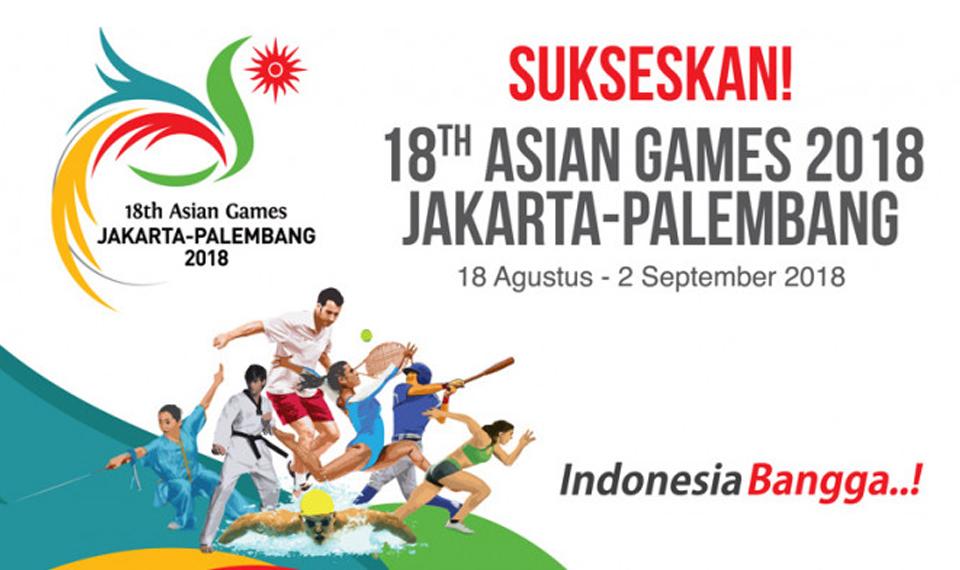 Potensi Devisa Asian Games Capai Rp 3,1 Triliun