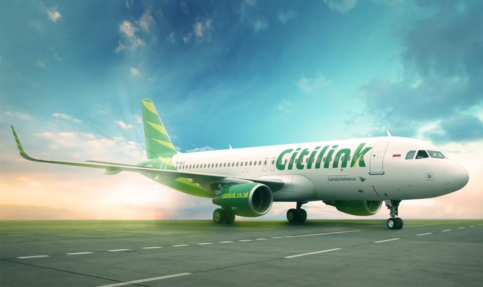 Paling Tepat Waktu, Citilink dan Garuda Kalahkan Singapore Airlines