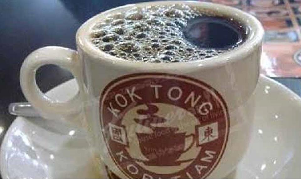 Nikmatnya Kopi Kok Tong Siantar