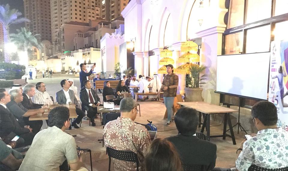 Bermula dari Kopi, Indonesia Bantu Ketahanan Pangan Qatar