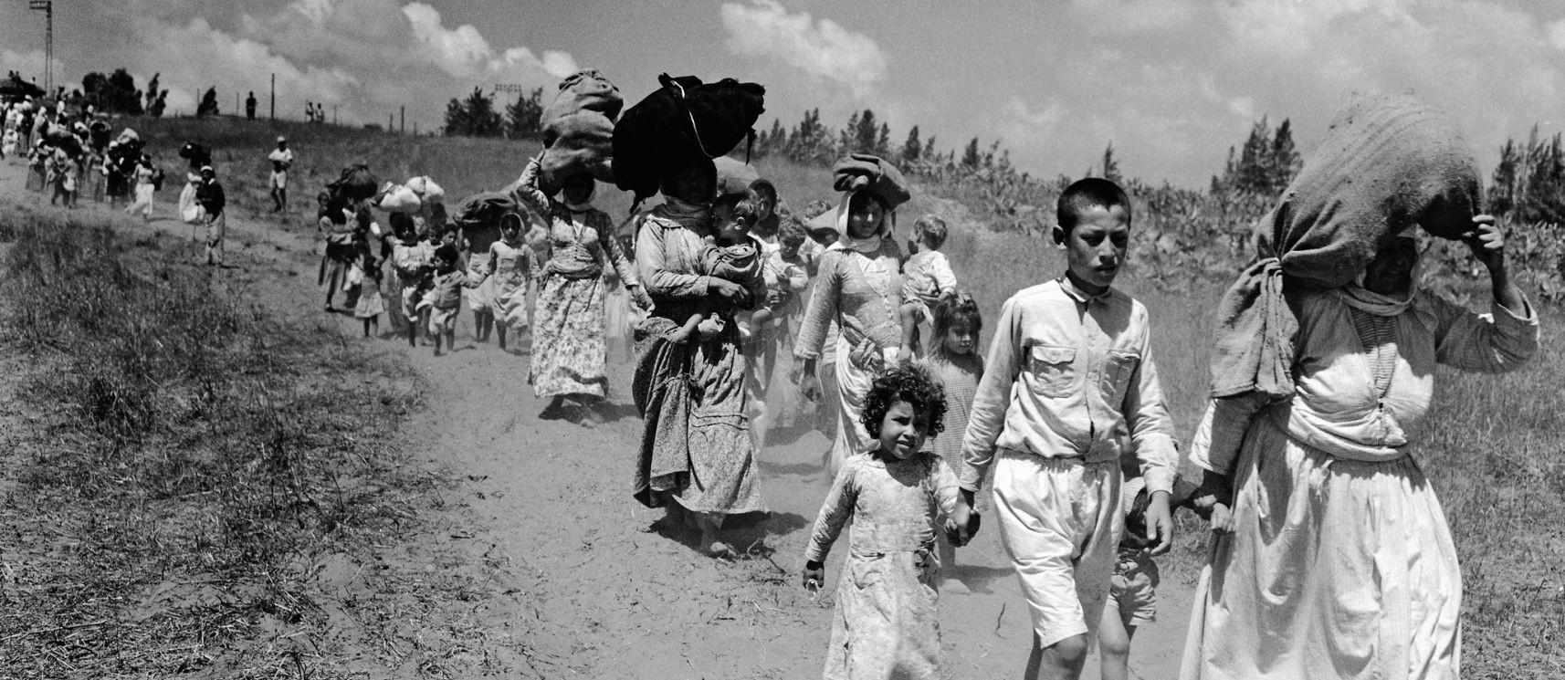 Nakba (Bencana) di Tanah Palestina