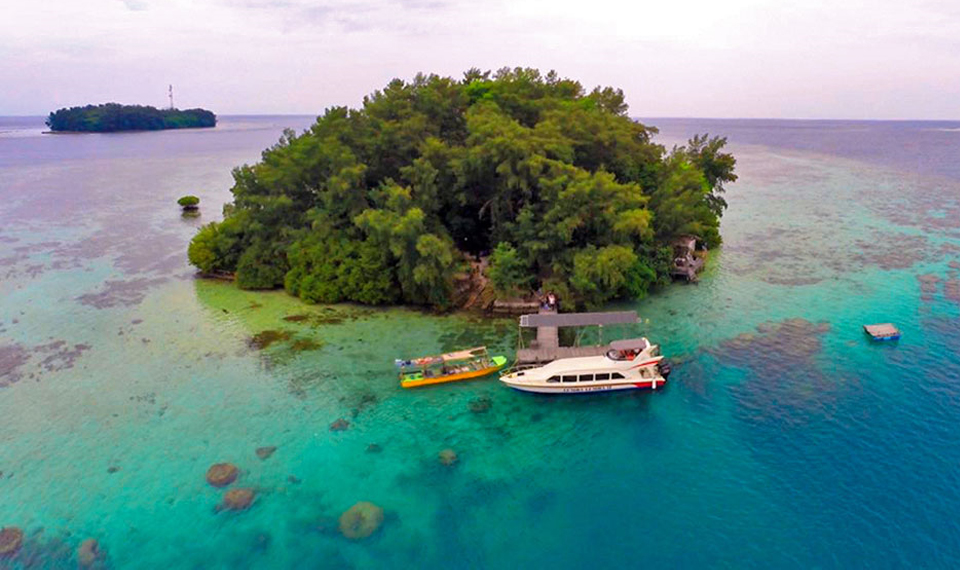 Pulau Macan, Sambut Wisatawan Asian Games 2018