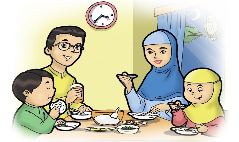 Boleh Makan Sahur Setelah Imsak