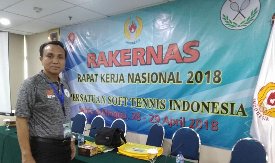 Atlet Soft Tennis Ikuti Turnamen di Jerman dan TC di Korea