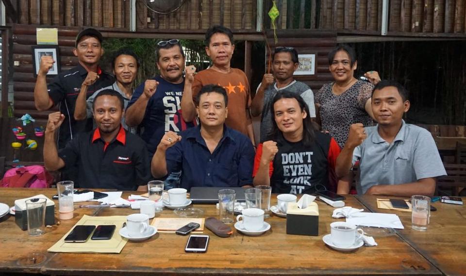 DPD SPRI Sumut Gelar Rapat Perdana dan Buka Puasa Bersama
