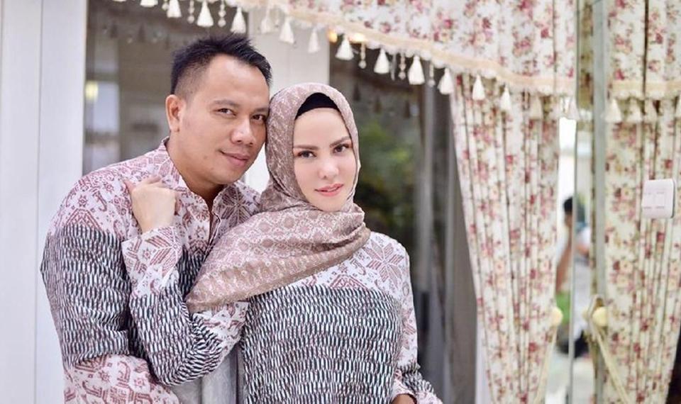 Angel Lelga dan Vicky Prasetyo Ngabuburit Happy