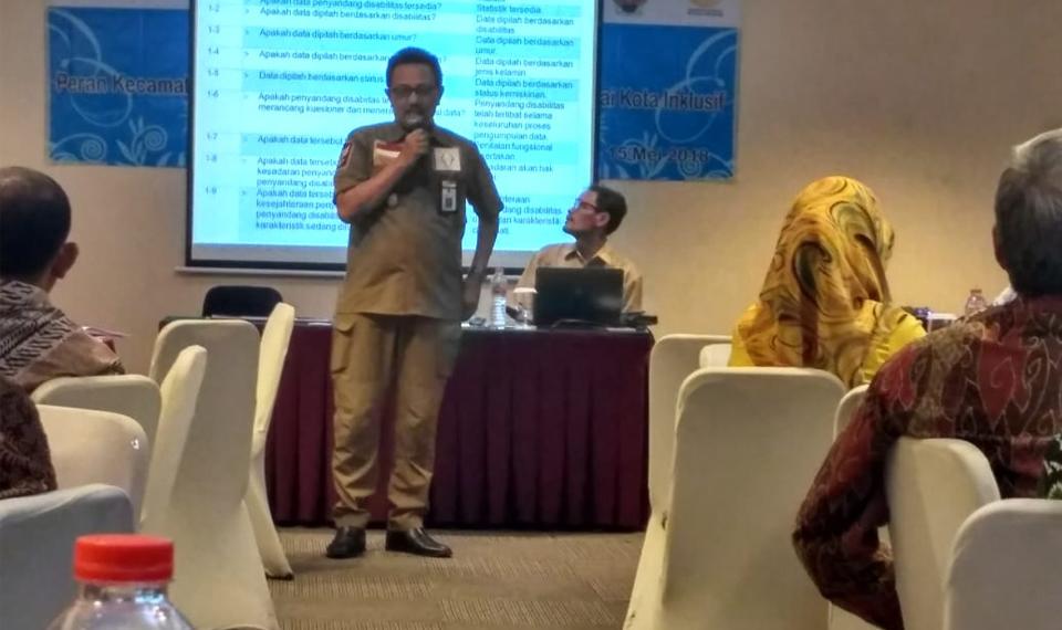 Aksi Menuju Yogyakarta Kota Inklusi