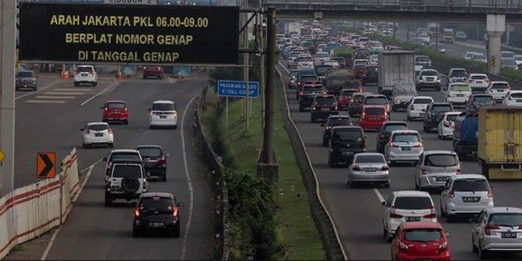 Siap-Siap Sistem Genap-Ganjil di Jakarta Diperluas Juli Ini