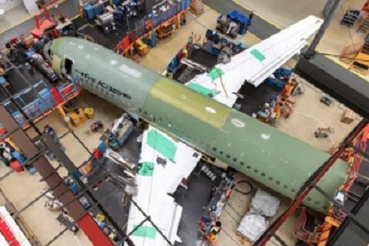 Airbus Siapkan Pesawat Perdana ACJ320neo untuk Take-off