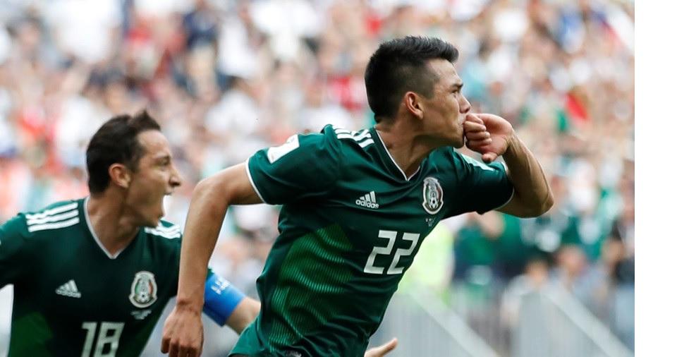 Mourinho : Meksiko Pantas Menang, Jerman Pantas Kalah