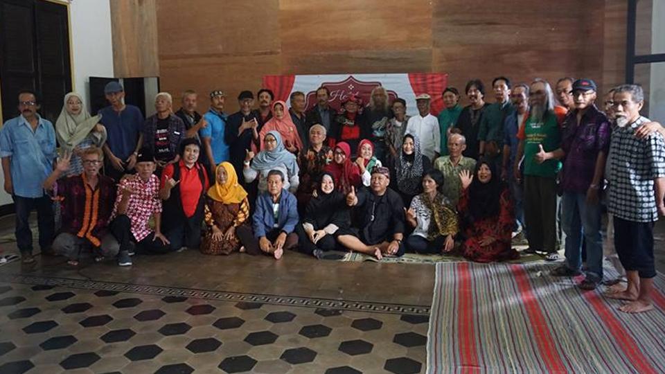 Pertemuan Bersejarah di Gedung Societet