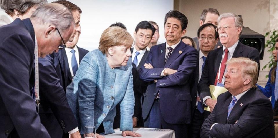 SKANDAL DIPLOMATIK: Bagaimana Diplomasi Trump Hancurkan Tatanan Perdagangan Global