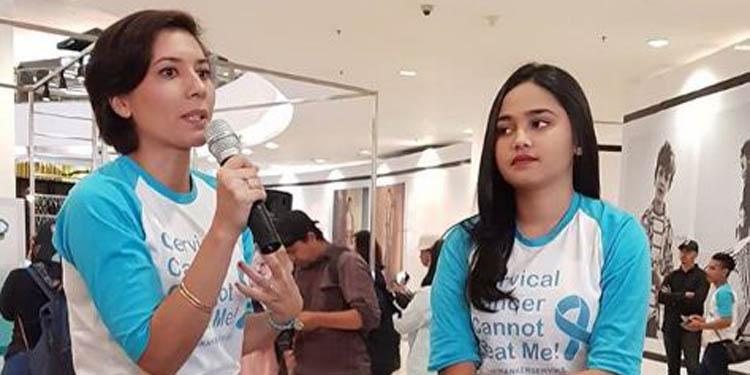 Duta KICKS: Semakin Genting, Setiap Hari 26 Wanita  Meninggal karena Kanker Servics