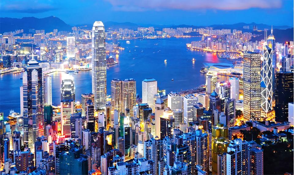 Menyusuri Hong Kong Jalan Kaki