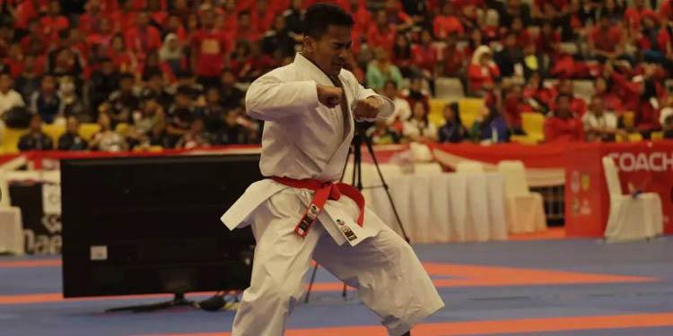 Hanya Delapan Karateka untuk Tim Asian Games 2018