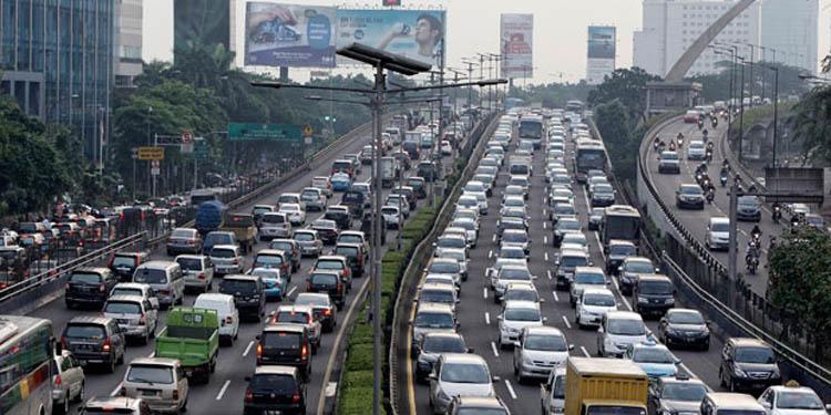 Jakarta Kota Paling Stres di Dunia, Masyarakatnya Kurang Bahagia