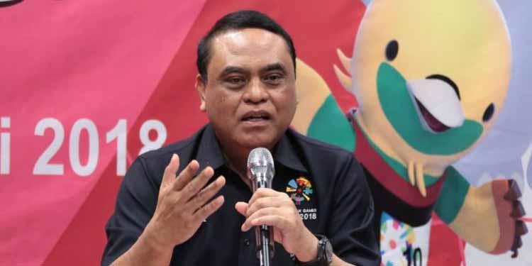 Hanya 185 Atlet Berpeluang Raih Emas di Asian Games