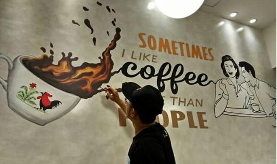 Bisnis Kreatif Jasa Seni Mural